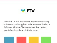 FTW - Friends of the Web