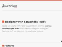 Jussi Vertanen - Designer with a Business Twist