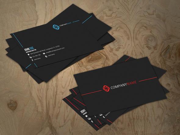 20 Freie Business Visitenkarten Templates Web2work De