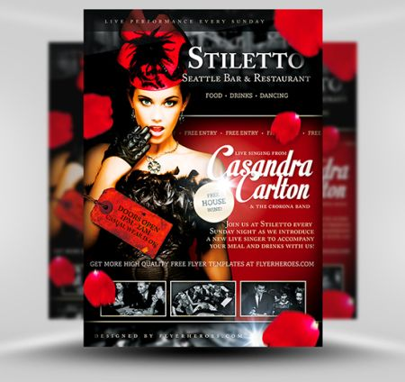 14_Stiletto-Free-Bar-Flyer-Template