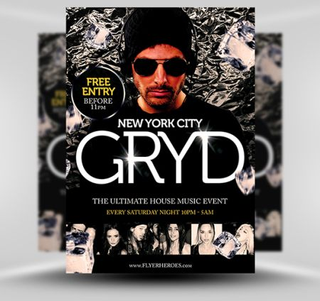 15_Gryd-DJ-Flyer-Template