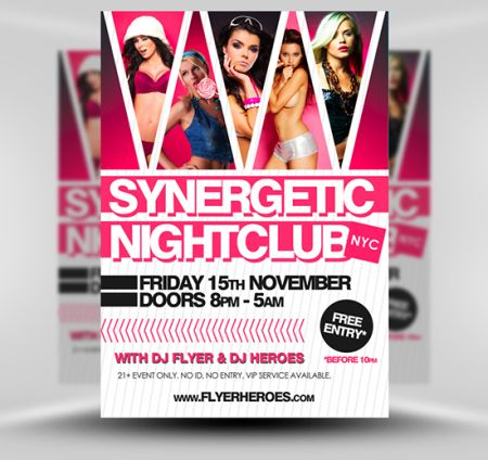 17_Synergetic-Flyer-Template