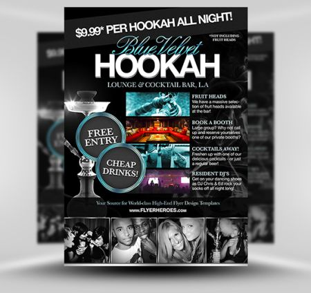18_Hookah-Lounge-Flyer-Template