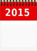 Monatskalender 2015