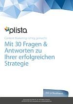 eBook von Plista zum Content-Marketing
