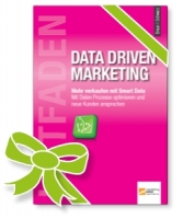 Buchcover mit dem Titel  - Data Driven Marketing